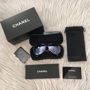 CHANEL 4189 TQ Sunglasses